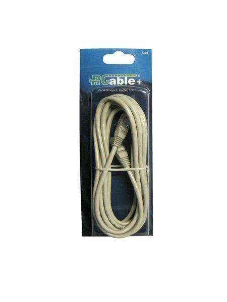 Verkkokaapeli Rj45 Cat5e 3m R-Cable
