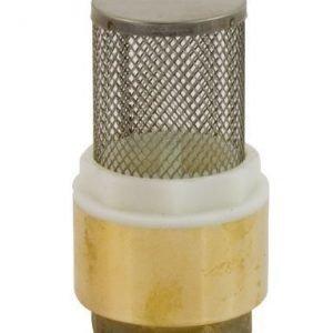 Vesipumpun Pohjaventtiili 1 Tuuman Watergear