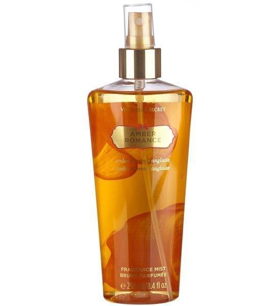 Victoria's Secret Fantasies Amber Romance Fragrance Mist 250 Ml Naisten Vartalosuihke