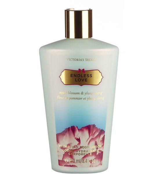 Victoria's Secret Fantasies Endless Love Hydrating Body Lotion 250 Ml Vartalovoide