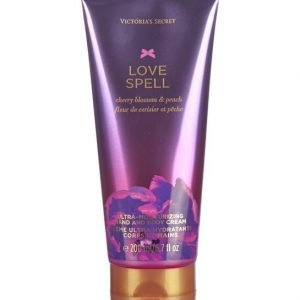 Victoria's Secret Fantasies Love Spell Hand And Body Cream 200 Ml Käsi Ja Vartalovoide
