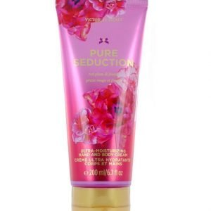 Victoria's Secret Fantasies Pure Seduction Hand And Body Cream 200 Ml Käsi- Ja Vartalovoide