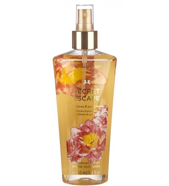 Victoria's Secret Fantasies Secret Escape Fragrance Mist 250 Ml Naisten Vartalosuihke
