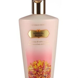 Victoria's Secret Fantasies Sensual Blush Body Lotion 250 Ml Vartalovoide