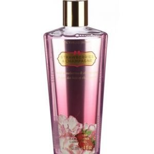 Victoria's Secret Fantasies Strawberry&Champagne 250 Ml Body Wash Suihkusaippua