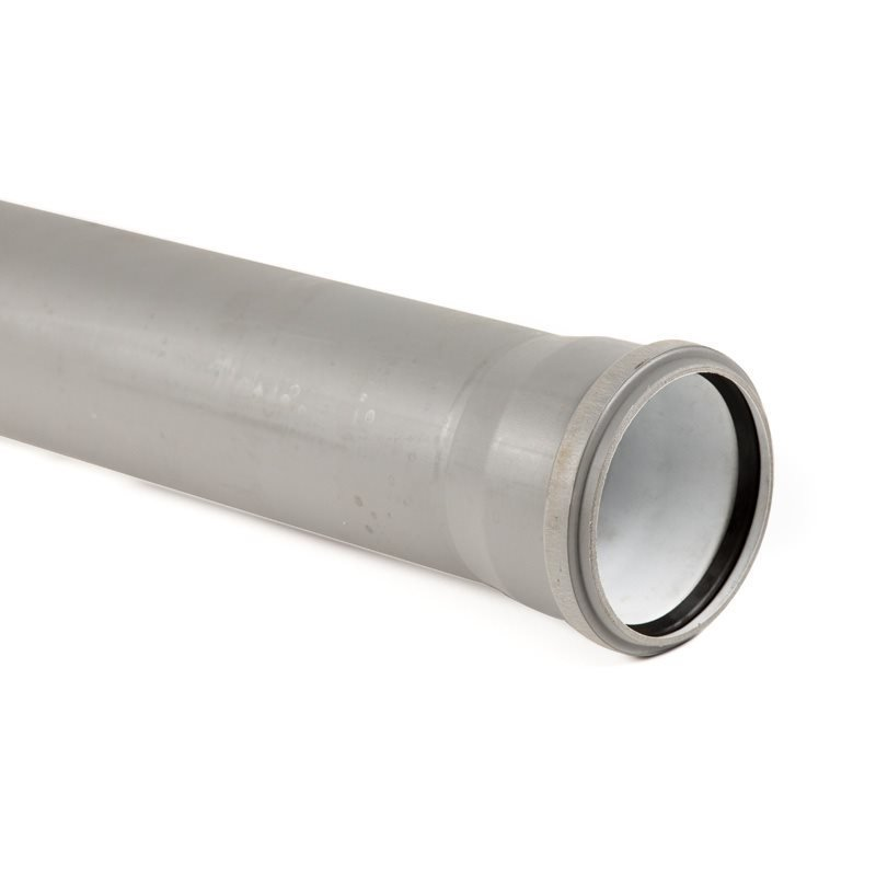 Viemäriputki 110mm / 6m Harmaa