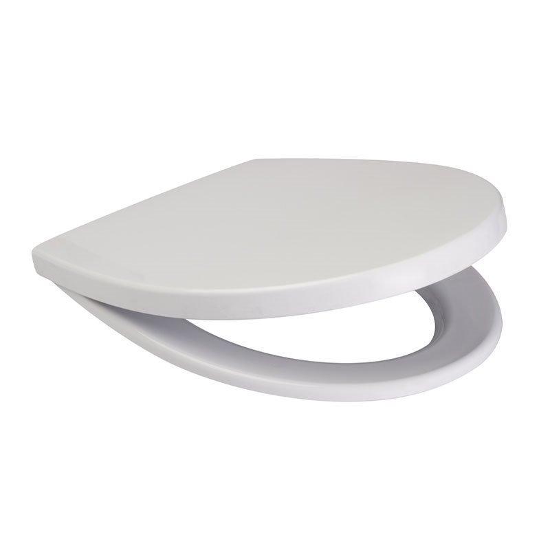 WC-istuimen Valkoinen