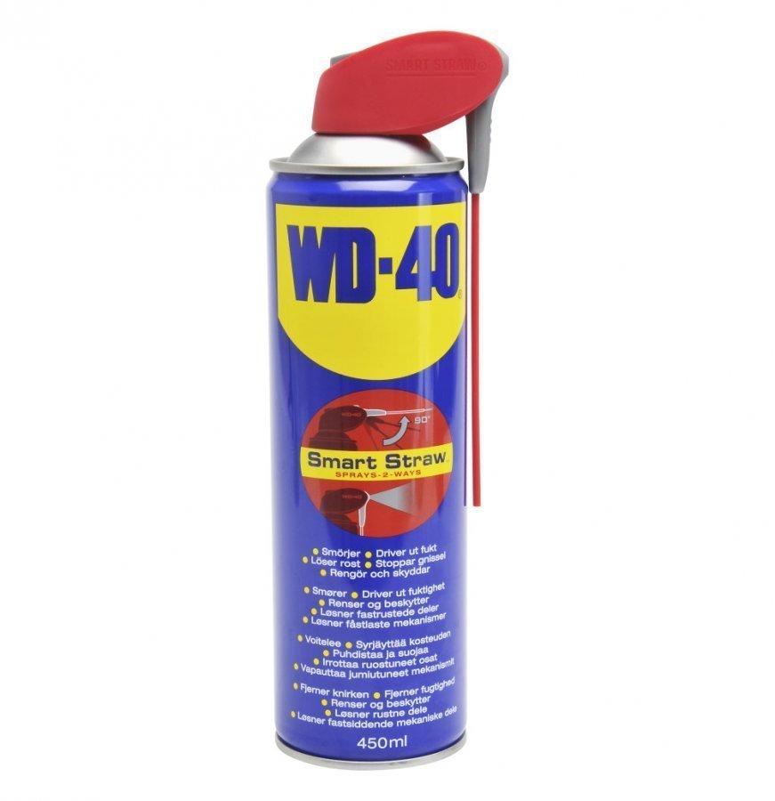 Wd-40 Monitoimiöljy 450 Ml