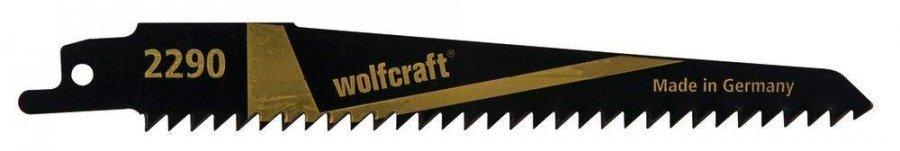 Wolfcraft 2290 Puukkosahanterä Metalli 150 Mm