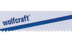 Wolfcraft 2299 Puukkosahanterä Metalli 150 Mm