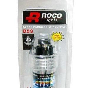 Xenon-Poltin D2s E-Hyväksytty 4300k Roco Lights