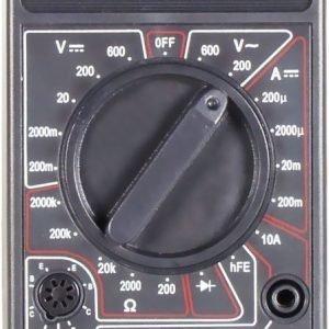 Yleismittari LCD mini