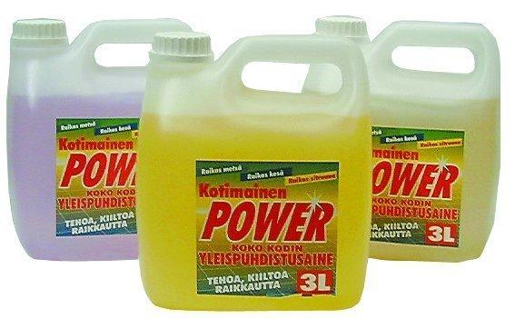 Yleispuhdistusaine 3l Power