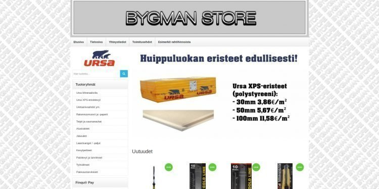 Bygman Store