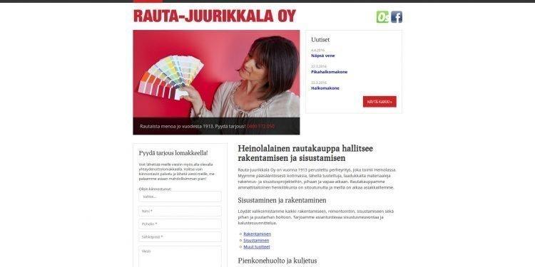 Rauta-Juurikkala Oy