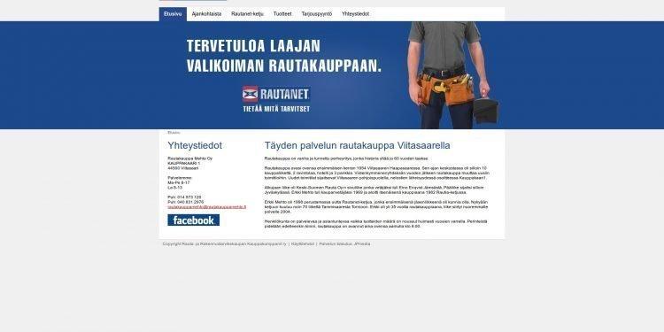 Rautakauppa Mehto Oy