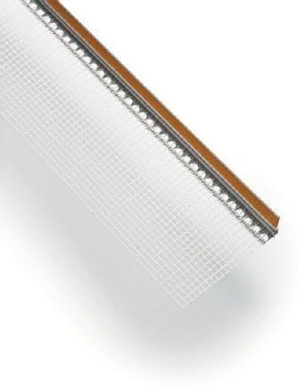 weber 3721 Ikkunaprofiili V valkoinen 2