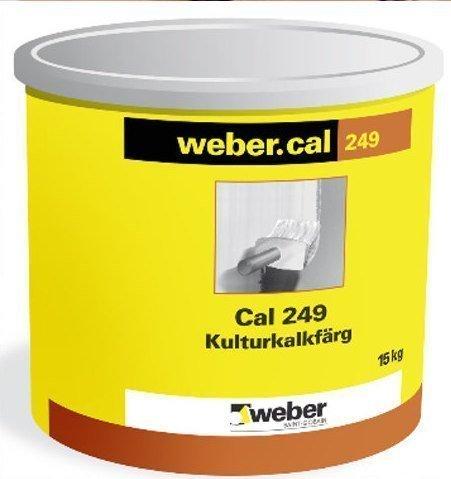 weber Kulttuuri Kalkkisementtimaali Serpo-värikartta 17 kg