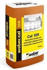weber.cal 109 Hydraulinen kalkkipohja 25 kg