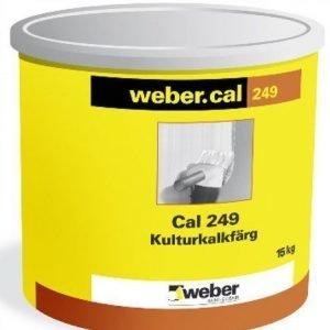 weber.cal 249 Kulttuurikalkkimaali CL 15 kg