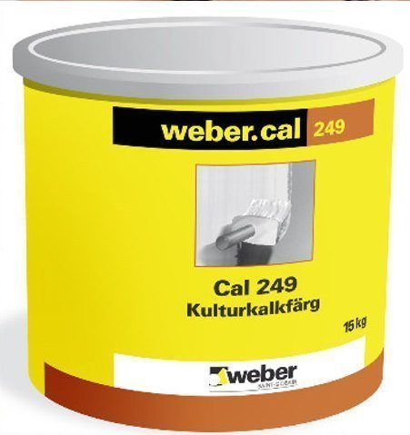weber.cal 249 Kulttuurikalkkimaali MD 15 kg