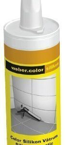 weber.color silikon 1 White 310 ml