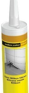 weber.color silikon 1 White E 310 ml