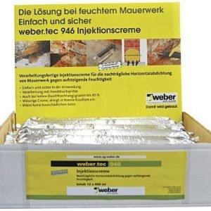 weber.tec 946 Injektointiaine 600 ml