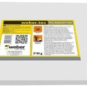 weber.tec PU-kiihdytin 2 x 45 g