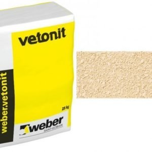 weber.vetonit 431 Piirtopinnoite Y433 25 kg