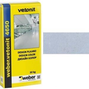 weber.vetonit 4650 Design Plaano F30 Sininen 20 kg