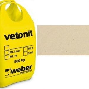 weber.vetonit 4650 Design PlaanoF20 Beige 1000 kg