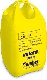 weber.vetonit JB 600/3 Juotoslaasti 1000 kg