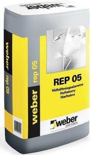 weber.vetonit REP 05 Korroosiosuojalaasti 5 kg