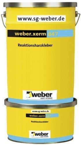 weber.xerm 847 Epoksikiinnityslaasti 10 kg
